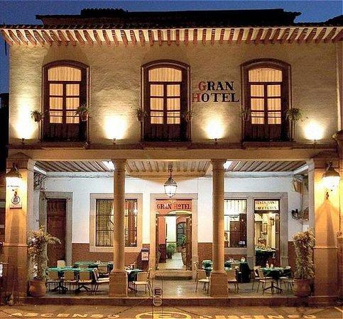 Gran Hotel: Exterior View