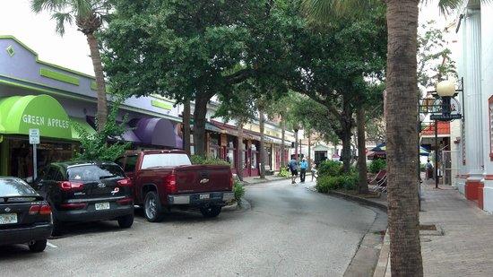 The Inn At Cocoa Beach Downtown Village Ping
