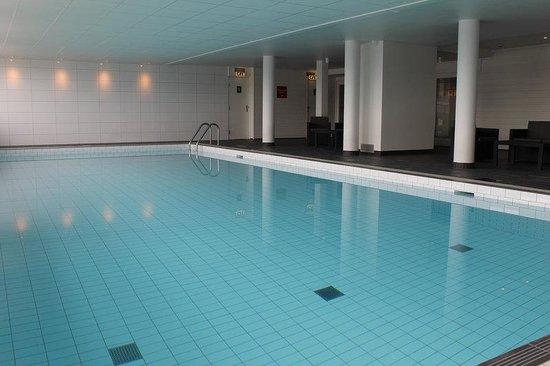 Scandic Ringsaker : Swimming pool