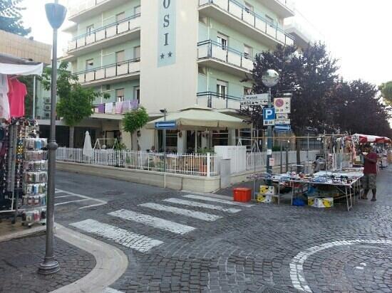 Hotel Tosi: Che ottimo albergo!