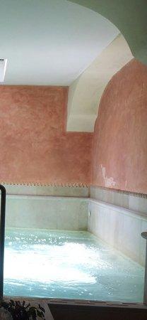 Relais Villa San Martino: Condizioni spa al 25 luglio