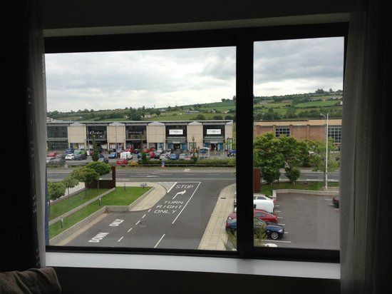 Radisson Blu Hotel, Letterkenny: View from second floor room. Very nice rooms!