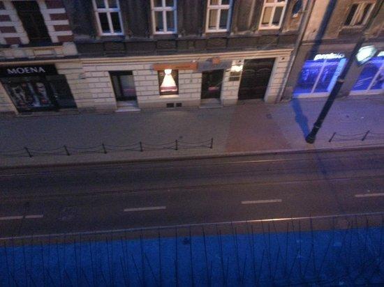 Aparthotel Pergamin Hotel: passage des trams
