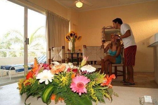 Villamar Princesa Suites: Dinning Room