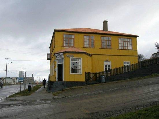 Yendegaia House: Hosteria Yendegaia