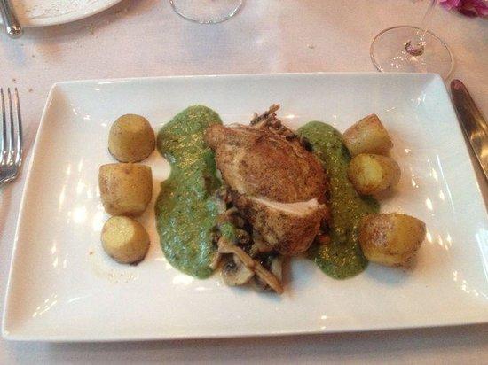 Restaurant Couvert: Prato Principal