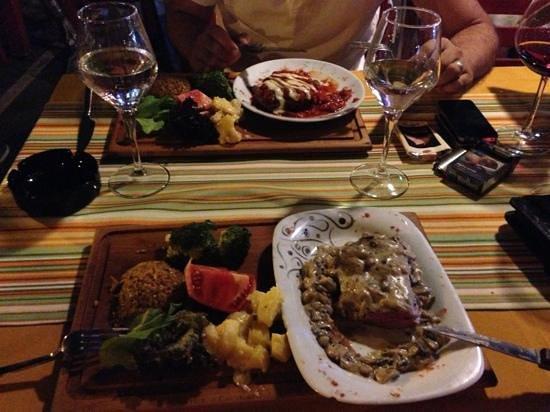 Zeytin Restaurant: muthis