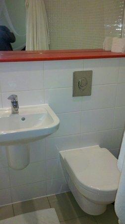Point A Hotel, London Paddington: Banheiro