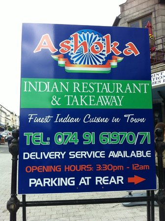 ‪Ashoka Indian Restaurant & Takeaway‬