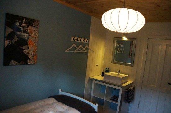 Nordbo Pensjonat: Unser Zimmer