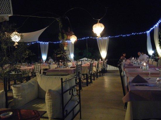 Fez Restaurant: The Terrace
