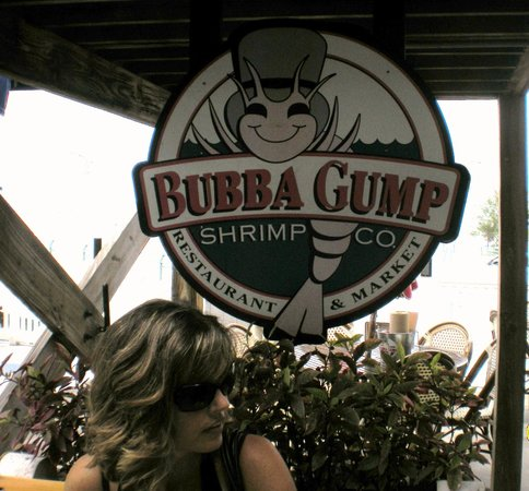 Bubba Gump Shrimp Co.: Bubba Gump Shrimp Company Madeira Beach, Florida
