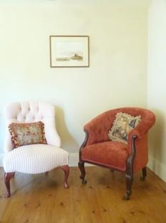 The Bothy Bed and Breakfast: The Garden Room