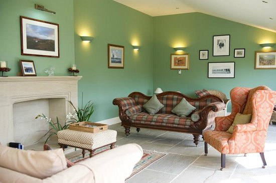 The Bothy Bed and Breakfast: The Orangery