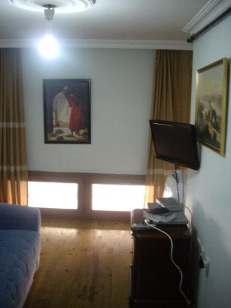 Istanbul Apartments Istiklal : Main room