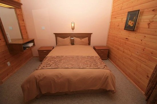 Glenogle Mountain Lodge & Spa: Bedroom
