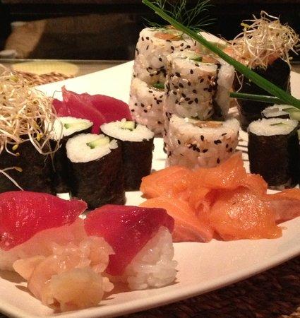 Surla: Our Sushi