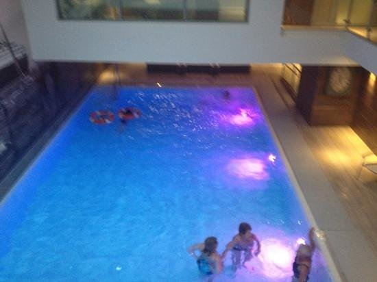 Thurlestone Hotel : Indoor pool