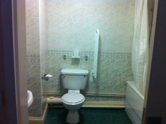 Best Western Grosvenor Hotel: Needs updating - Good Size