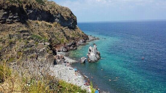 Spiaggia dello Scario: scario