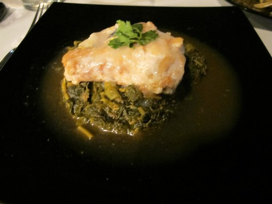 Feredini Restaurant: Φρέσκος μπακαλιάρος