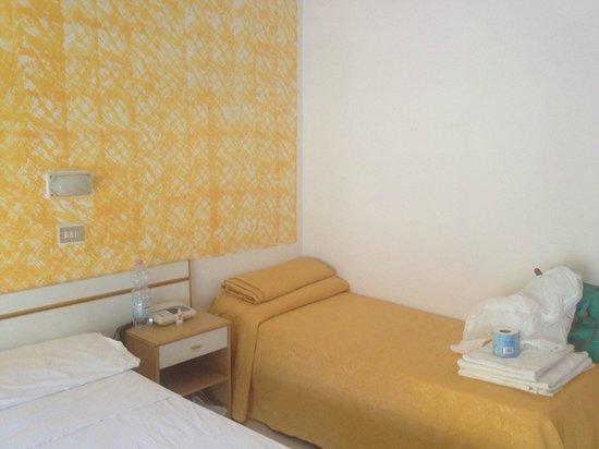 Hotel Petrarca: номер
