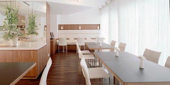 Hotel Park Consul : Frühstücksrestaurant
