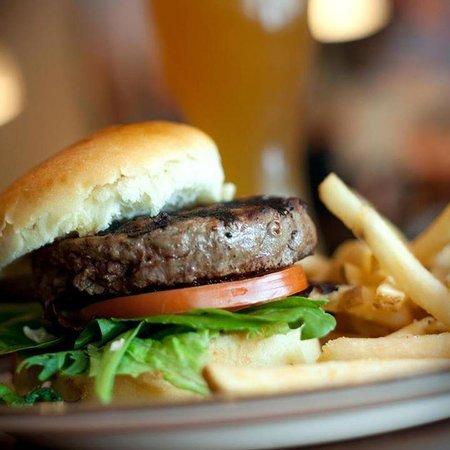 Red Onion: Bistro burger
