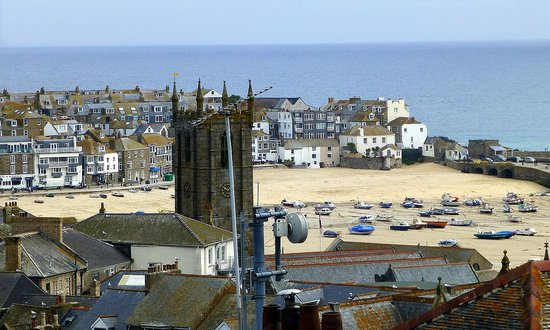 Tate Gallery St. Ives: St Ives