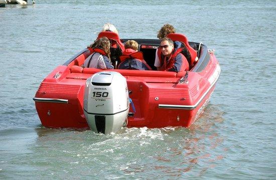 Saber Powersports: Out of Shamrock Quay