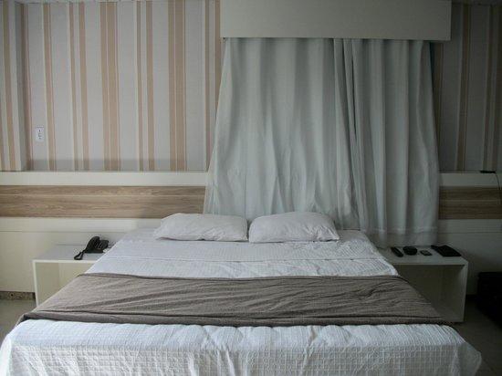 Hotel Riverside Premium Aracaju: quarto
