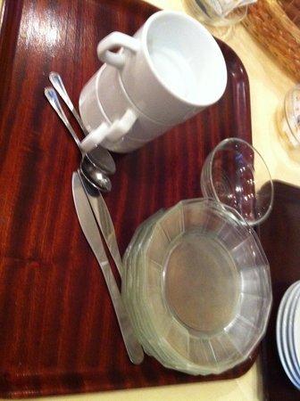 Hotel Astoria -TEMPORARILY CLOSED : Breakfast