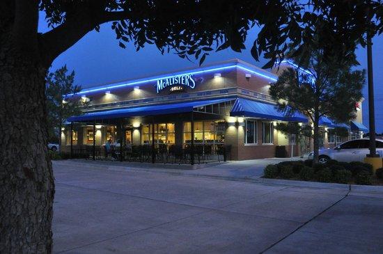 Mcalister S Deli Oklahoma City 10440 Western Ave