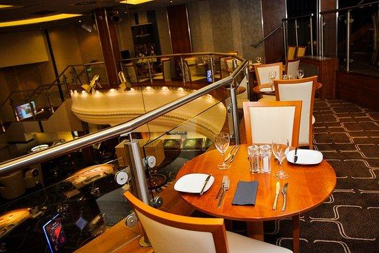 Genting Casino Bournemouth: Fahrenheit Balcony Restaurant