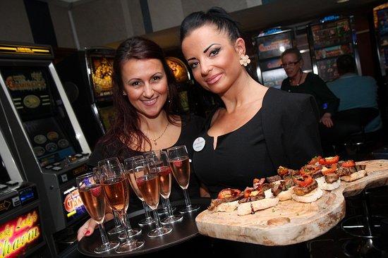 Genting Casino Bournemouth: Delicious Treats