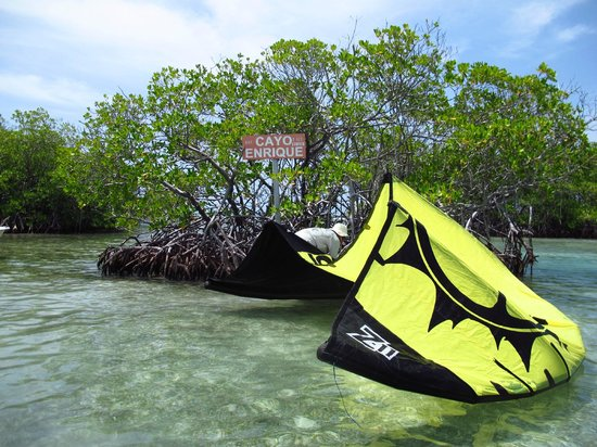 Parguera Water Sports and Adventures: kite