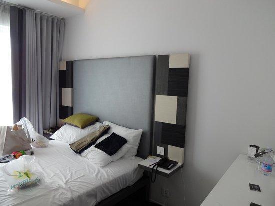 Hotel Valentina: comfy memory foam
