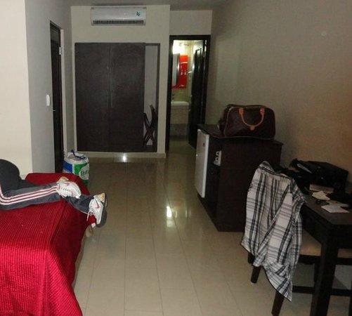 Metro Hotel Panama: Quarto Premium