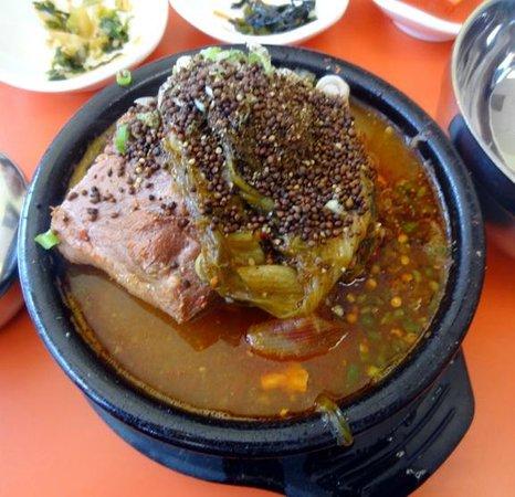 mom 39 s korean food toronto midtown restaurant reviews. Black Bedroom Furniture Sets. Home Design Ideas