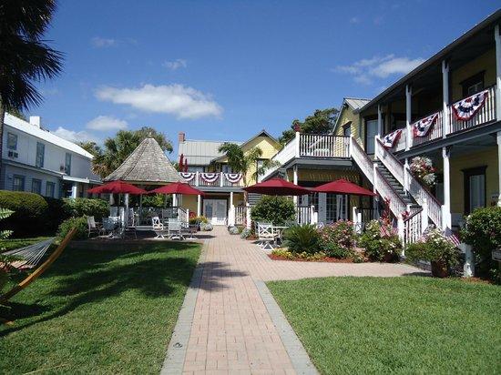 Bayfront Marin House Historic Inn : Bayrfont Marin