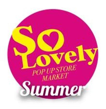 So Lovely Pop Up Store