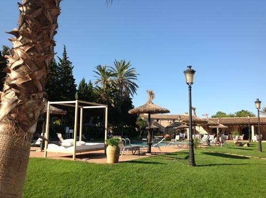 Sa Bassa Rotja Hotel : Zona de piscina