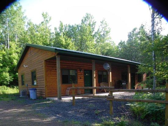 Winfield Inn: Cabin view
