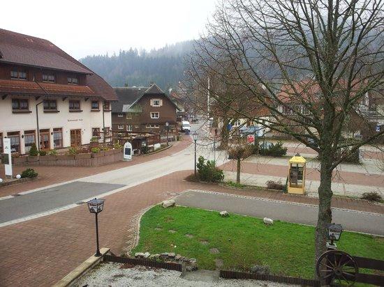 Hotel Maien + Appartement-Schwarzwaldhaus: View to the village centre