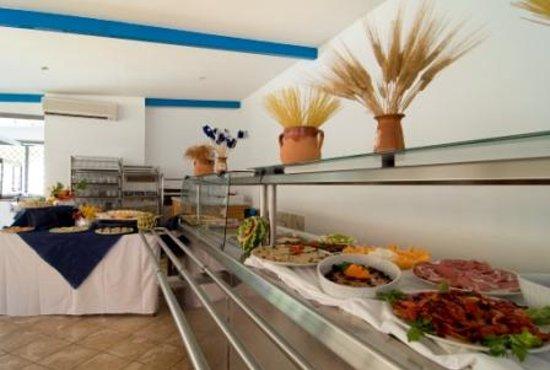 Villaggio Odissea: Buffet Restaurant