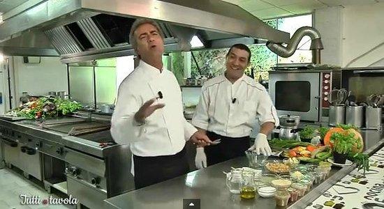 Villa Michelangelo: La cucina
