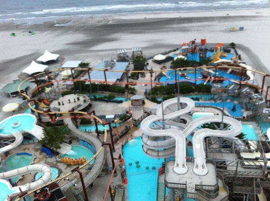 ‪Morey's Piers and Beachfront Water Parks‬