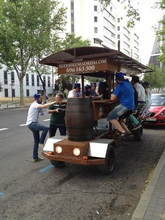 Beerbikemadrid. Com