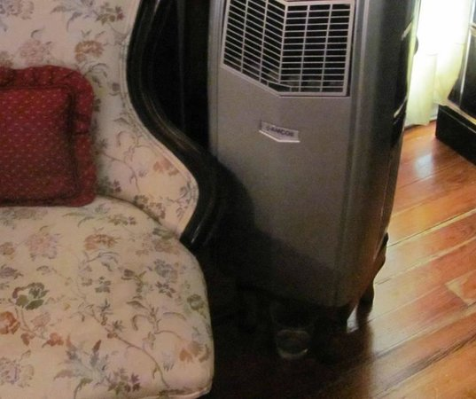 The Mark Addy: Noisy in-room air conditioner