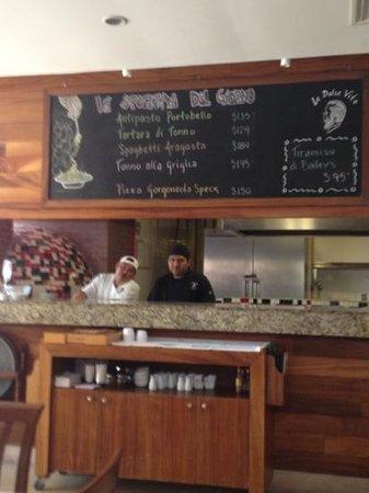 La Dolce Vita Nuevo Vallarta: la cucina italiana!